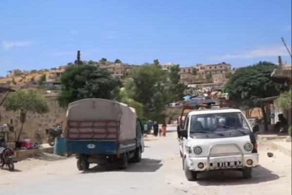 Demographic change continues… thousands of mercenary families transfer to Afrin