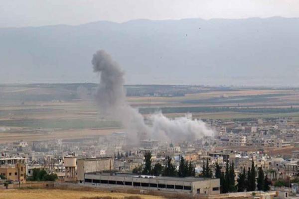 Cease-fire agreement failed in De-escalation zones