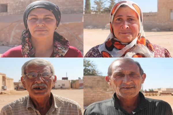 Afrin people to Russia, Syrian regime: We do not want aid, we want Afrin liberated