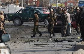 14 people killed , 18 wounded in Kabul