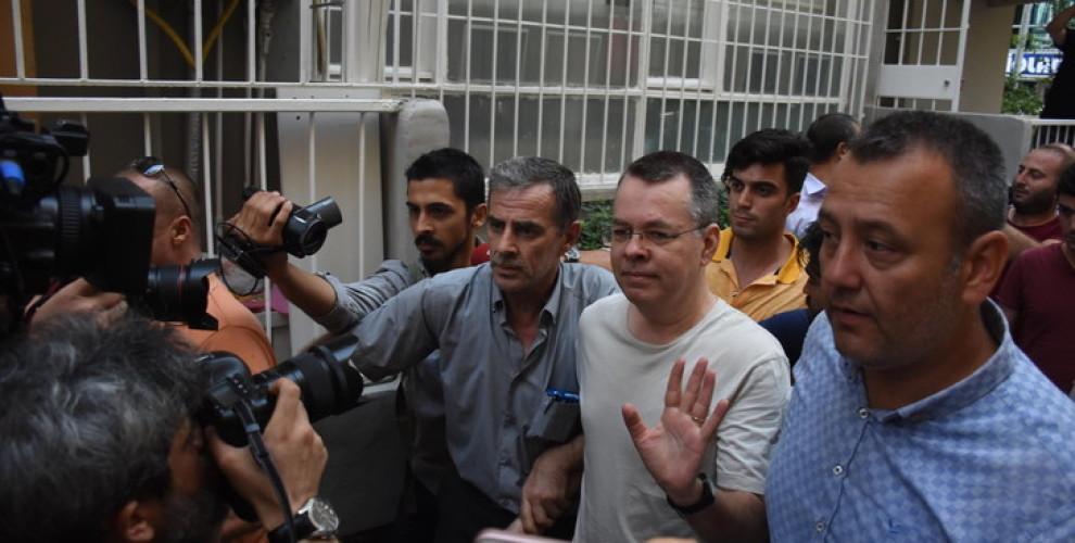 Turkish judiciary releases US pastor Andrew Brunson
