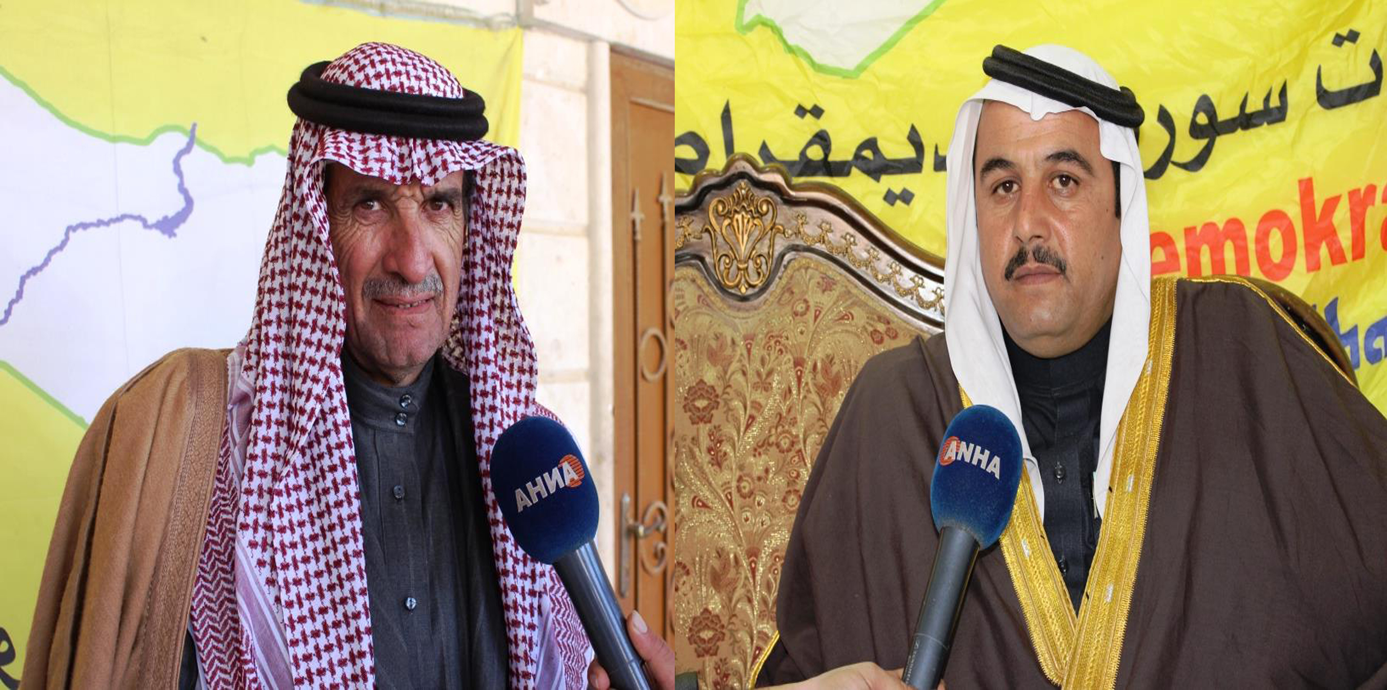 Al-Raqqa notables: We to repel any attack, regime must take decisive attitude