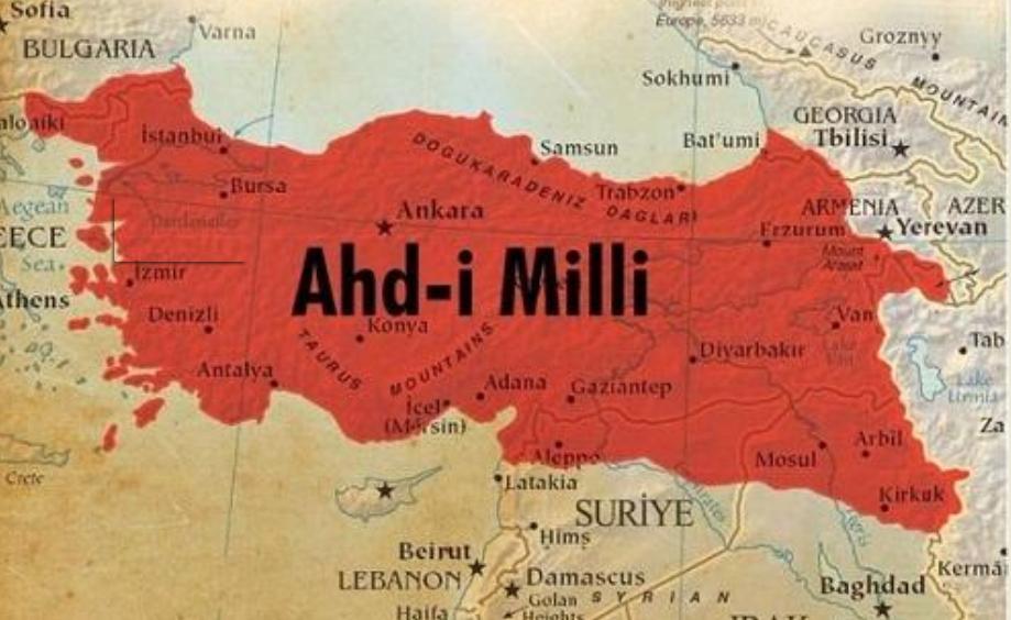 Turkey threatens engal its eye on