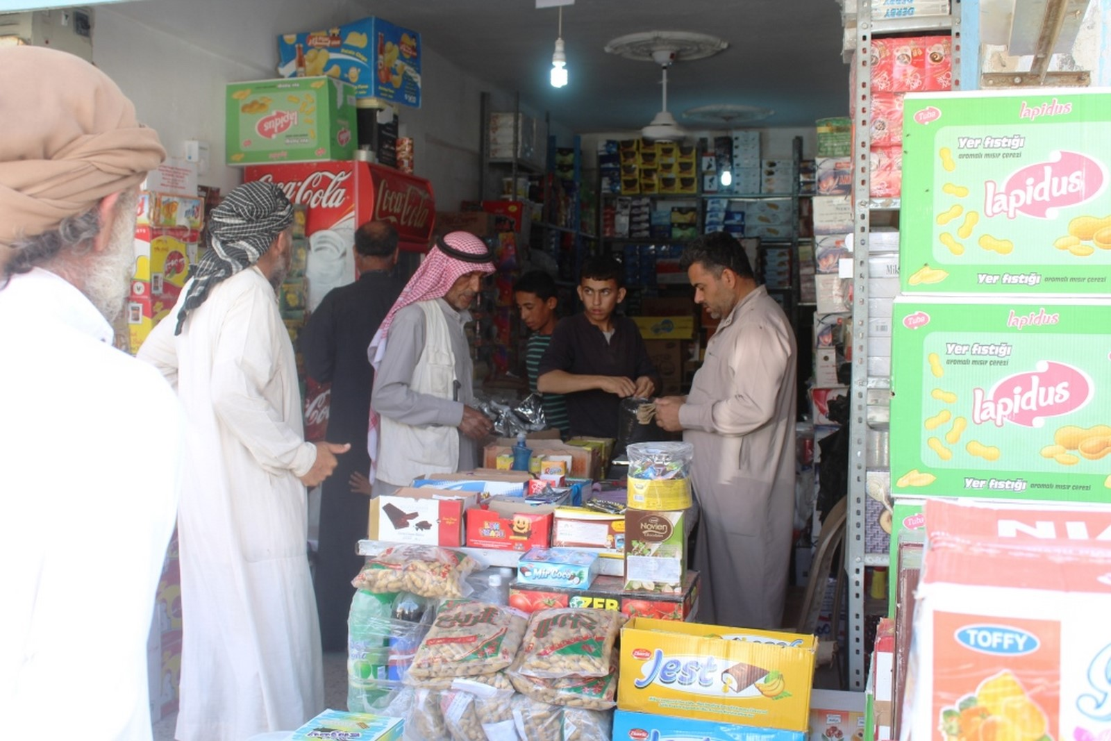Ain Issa market witnesses turnout amid economic prosperity