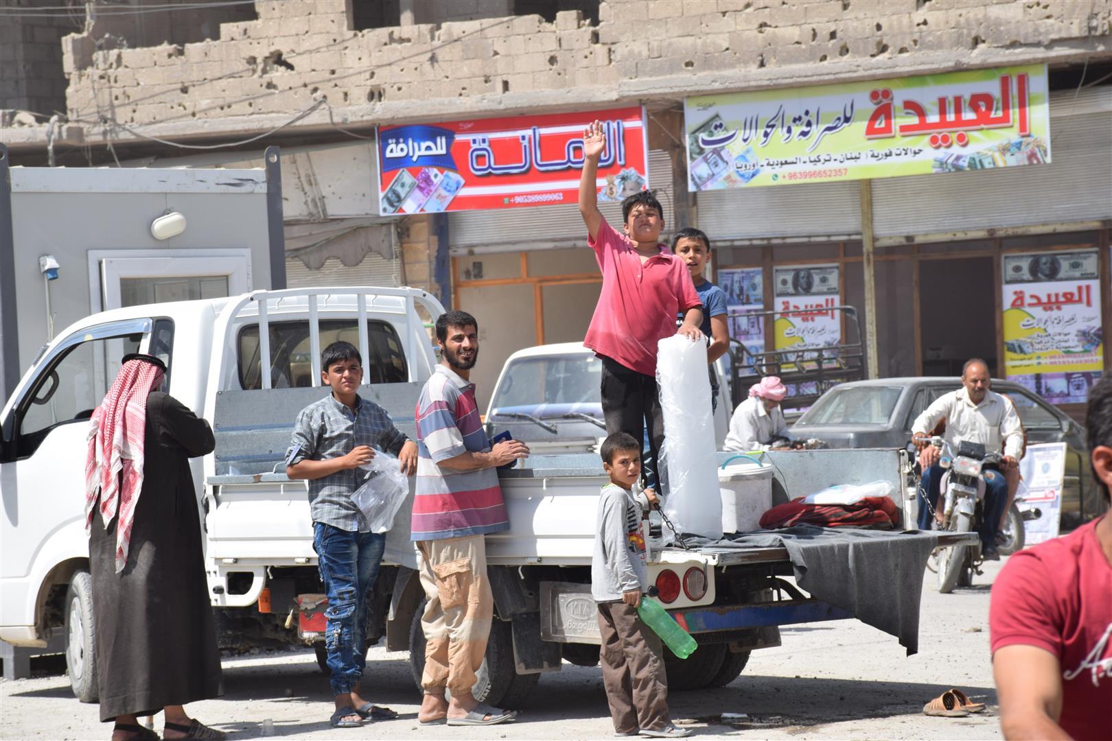 Normal life returned... How were sleeper cells eliminated in al-Raqqa?