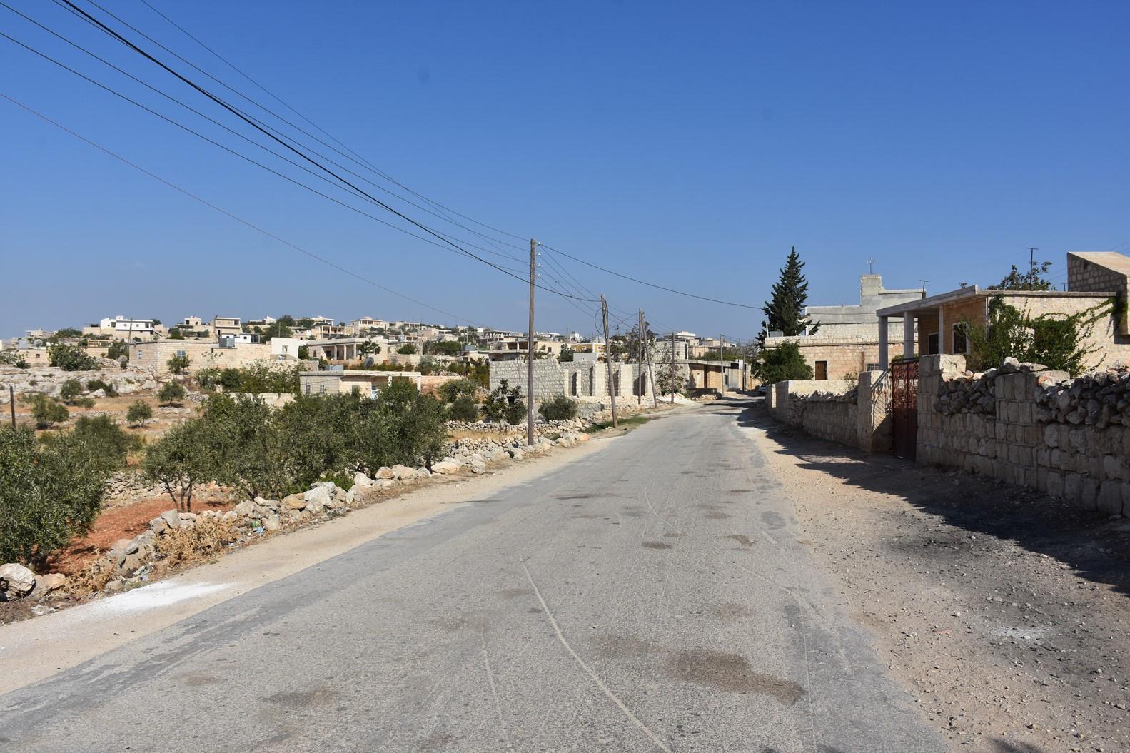 Four villages besieged in Sherawa
