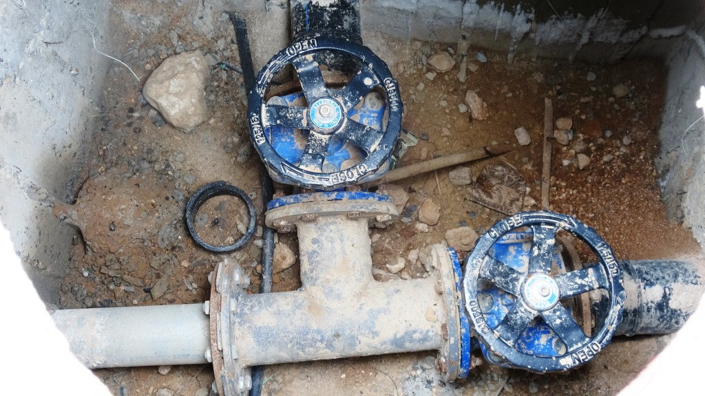 From neglected well to second source of drinking water in Ain Issa