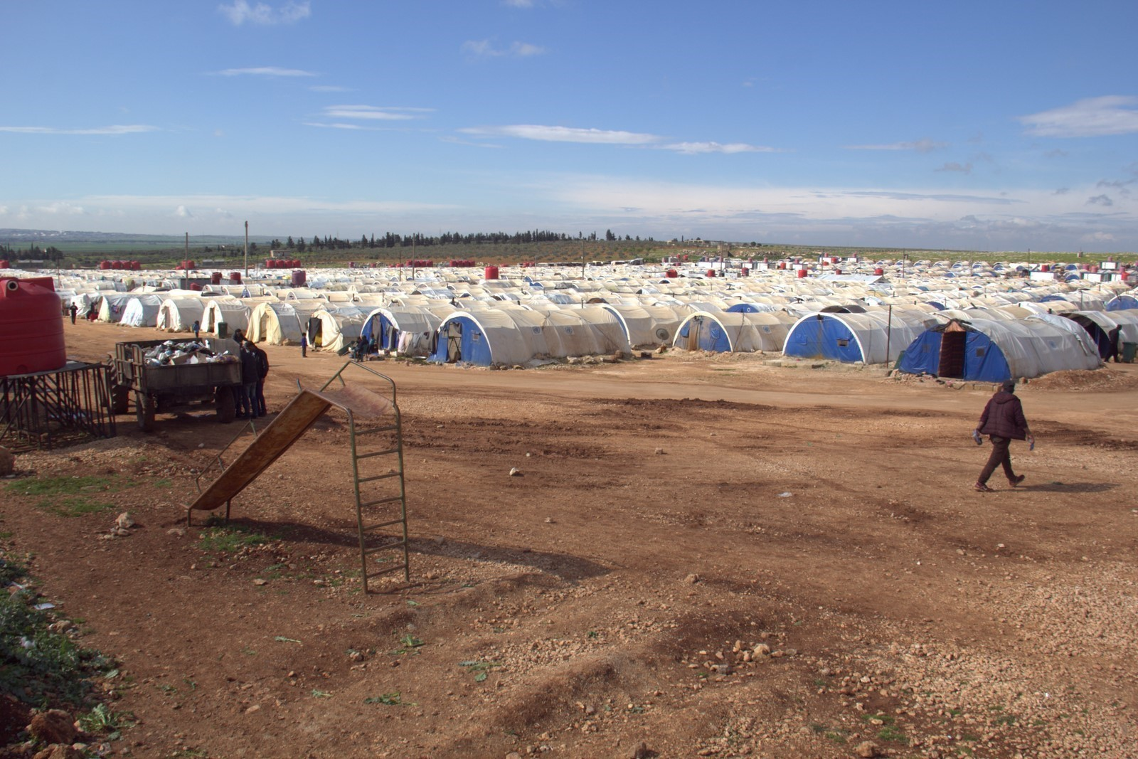 Berxwedan camp: one year and resistance continues