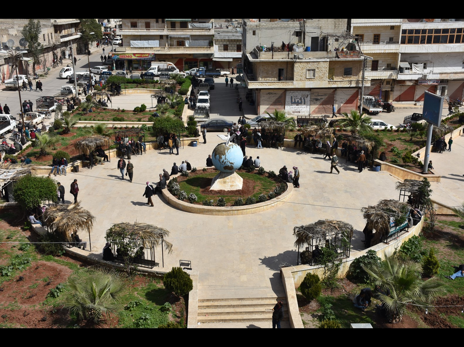 Mercenaries in Afrin live on imposition of taxes