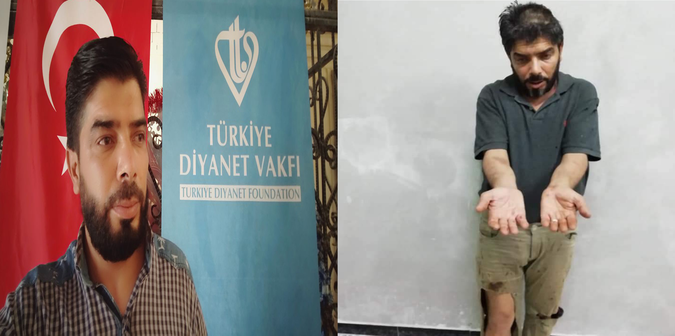 Turkish gendarmerie tortures 3 media activists supported by Turkey!