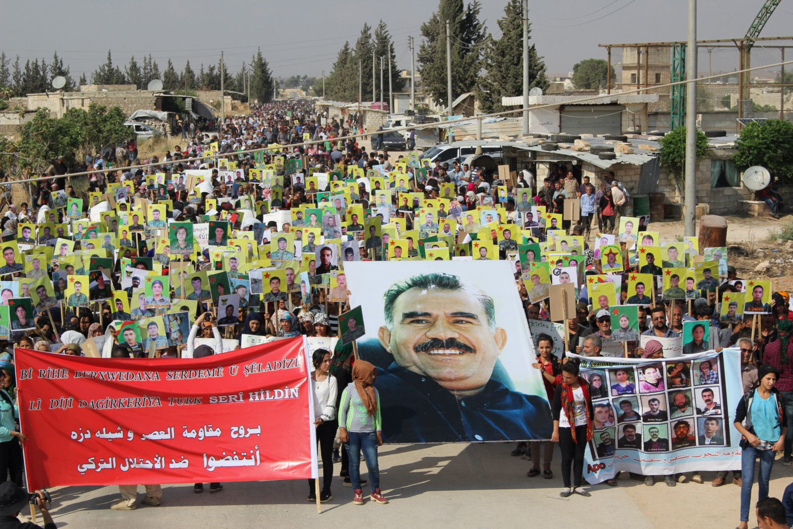 Afrin, al-Shahba people: in the spirit of Resistance of the Age, Şiladizê… revolt in face of Turkish occupation