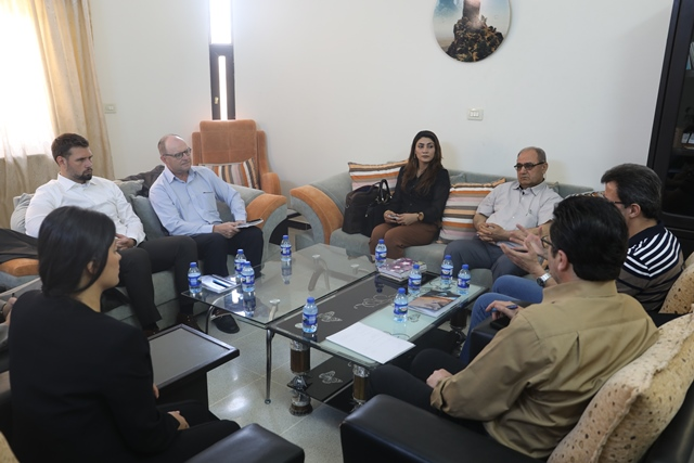 Swedish delegation promises to support health, education and local administration