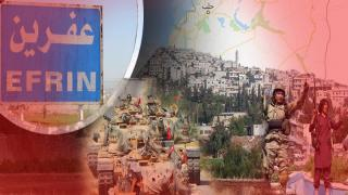 Security Play in North Syria with blessing of Cesare, implementation of Sultan -2
