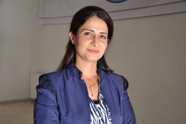 Secretary General of Future Syria Party Hefrin Khalaf martyred