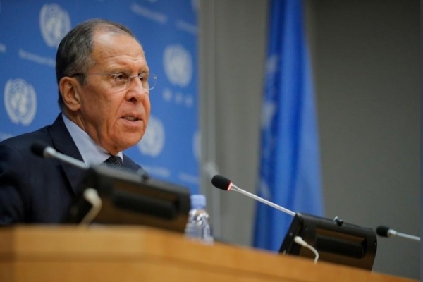 Lavrov: We encourage agreement between AA, Syrian regime's government