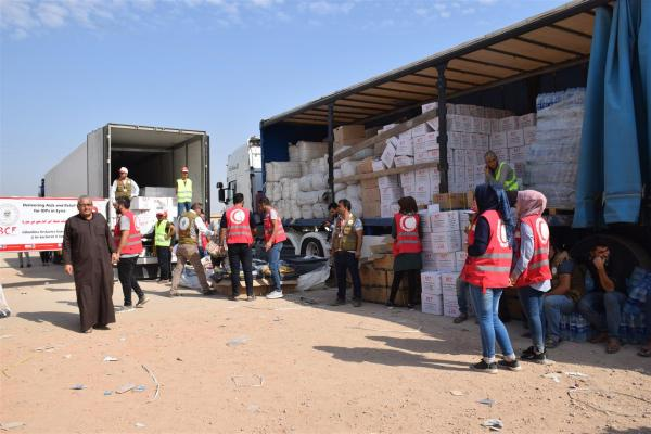 Başûr residents' aid distribute on refugees of N,E of Syria