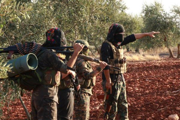 HRE: Revenge operations in Afrin, Mare and Azaz