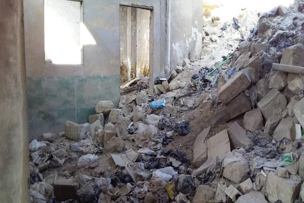 Video … Part of the devastation caused by Turkish bombing of Serêkaniyê