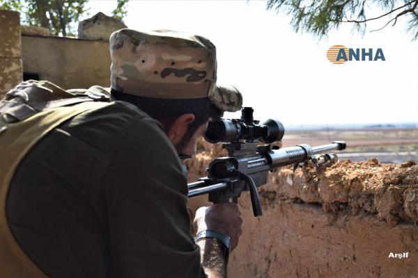 Syriac Military Council confronts attacks in Tal Tamr countryside; shelling continues