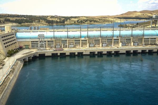 Reports Syrian army's control over Tishreen Dam is false