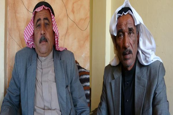 Arab clans' notables: We reject new Ottoman occupation under pretext border security