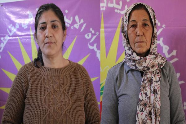 Invitations to stop Turkey's violations against women in occupied Afrin