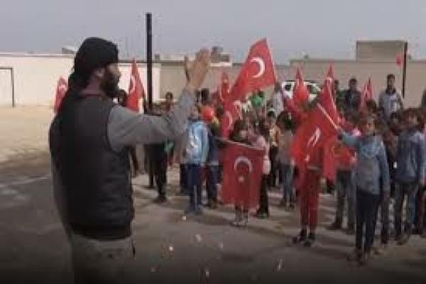 From Arab belt project to spread Turkification policy in Syria