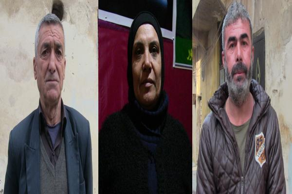 ​​​​​​​Martyrs' families: SNA must be classified on terrorism lists