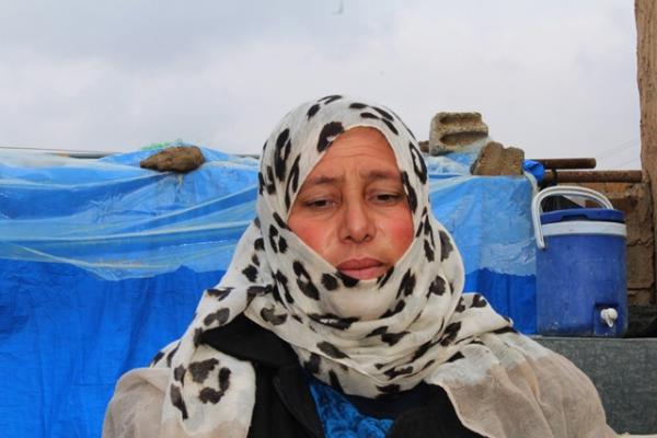 Displaced: Erdogan's safe area was an argument for killing, displacing civilians
