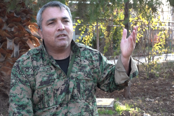 A YPG leader, our fight against terrorism will continue