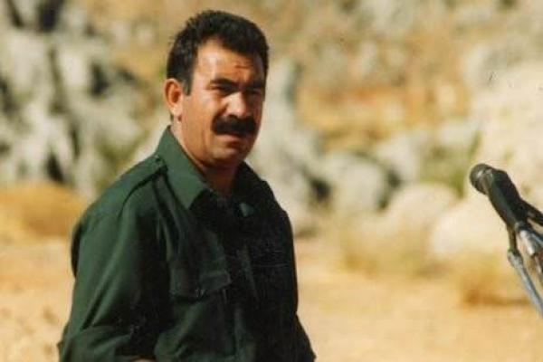 Leader Ocalan's attorneys review the Public Prosecution to meet with their client
