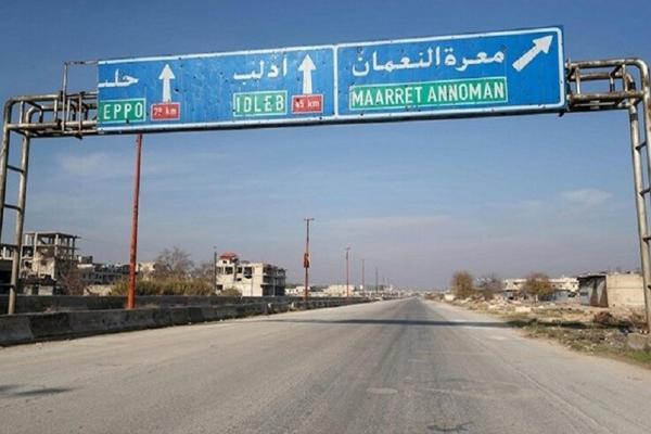 Regime completely controls Maarat al-Numan