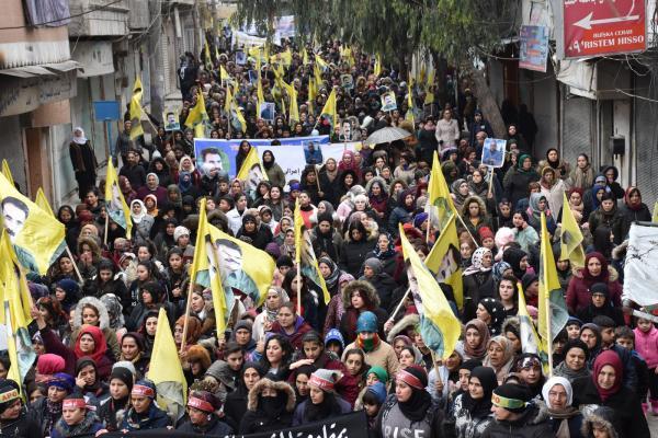 Al-Sheikh Maksoud, al-Ashrafiyyah people denounced the international plot