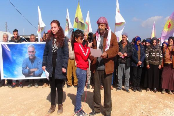 Yezidis Union: After genocides against us, we saw light in leader Apo's thoughts