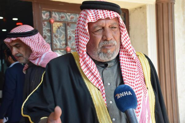 ​​​​​​​Al-A'agedat spokesman: We refuse interference in internal affairs