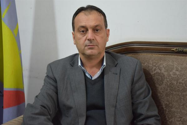 Kurdish politician expresses surprise at ENKS's meeting with a country that kill Kurds