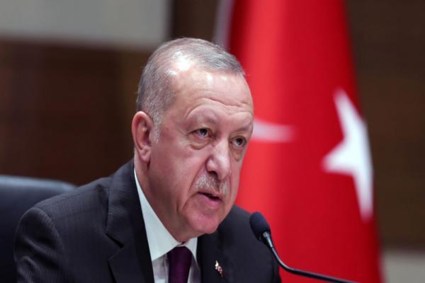 Erdogan: We have not received US support on Idlib