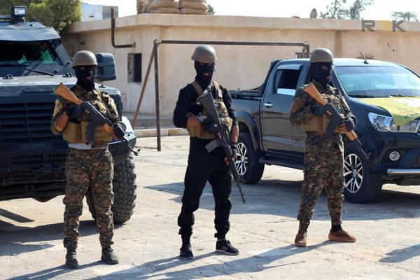 ISIS mercenaries on disobedience in Al Hasaka prisons