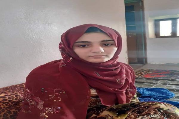 Yezidi girl found in Al-Hol camp