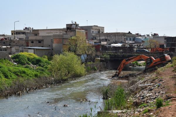 People's Municipality of Qamishlo is making great efforts to keep the city clean