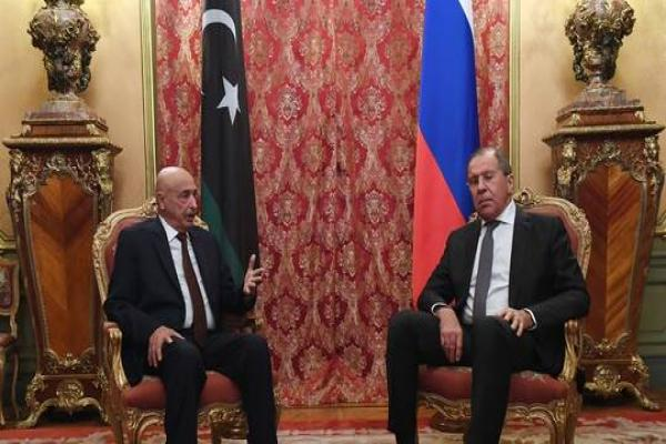 Lavrov and Aqeelah confirm futility of military methods to solve Libyan crisis