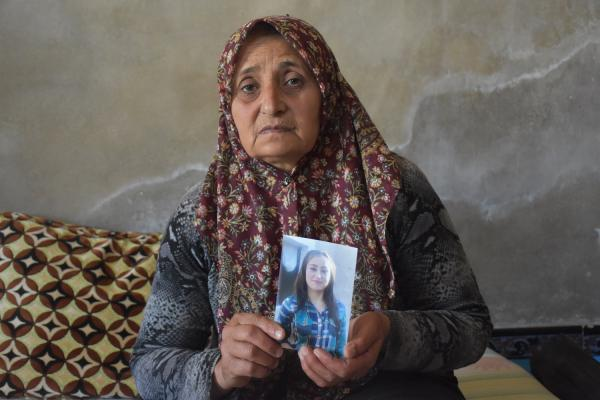 Turkish occupation kidnaps young woman, her family seeks human rights' aid