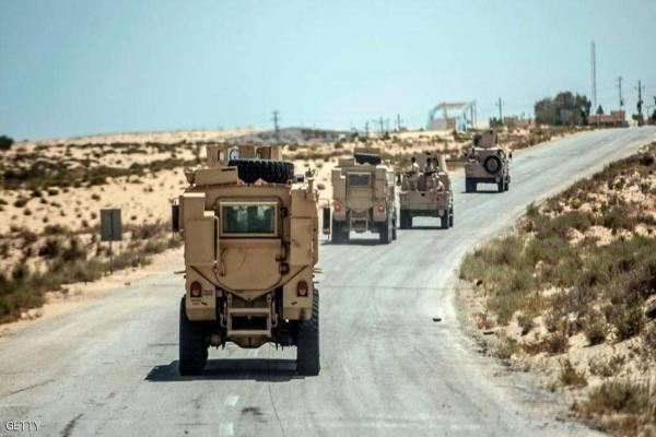 19 terrorists killed during security operations of Egyptian forces