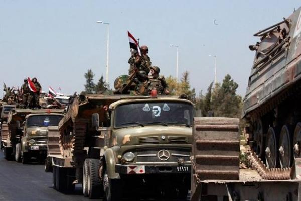 Anticipated military operation in Idlib amid military build-up