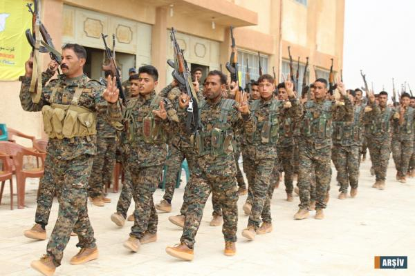 SDF launched campaign against ISIS cells in Deir-ez-Zor countryside