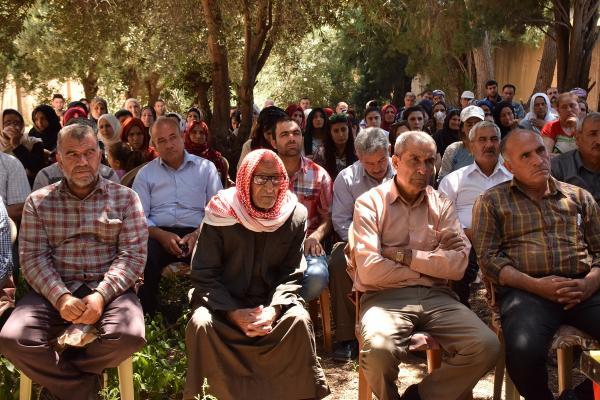 Arabs: National unity has Syrian, Kurdish and international depth