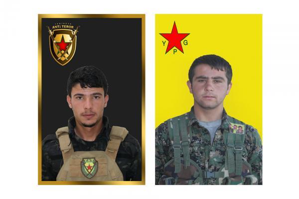 YPG reveal Şev Reş, Hozan martyrs' record