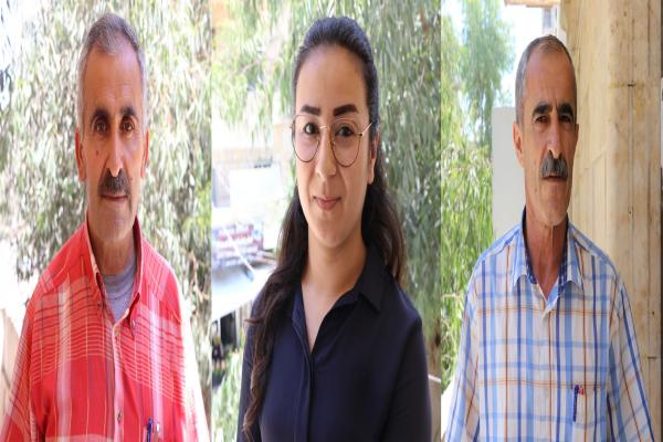 Aleppo people denounce isolation imposed on leader Ocalan