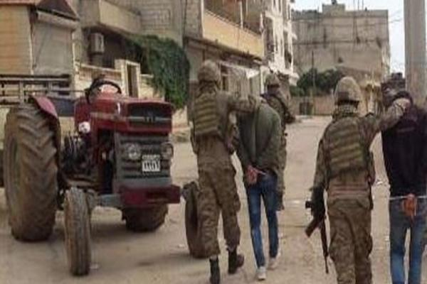 Afrin.. civilians are kidnapped, forced to pay ransom for release