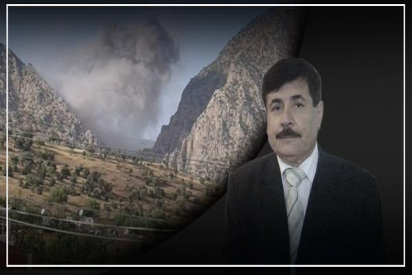 Political activist: Any cooperation with Turkey against HPG is non-national, does not serve Kurds